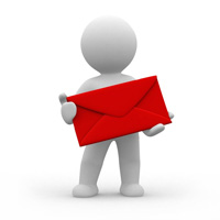 Usar email